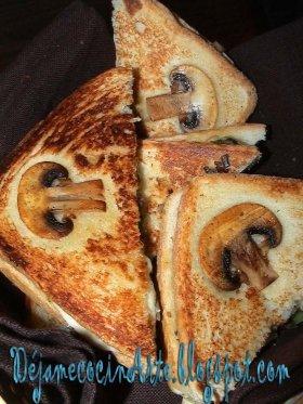 Recetas caseras : Sandwich Oto�al