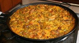 Paella Valenciana de La Safor