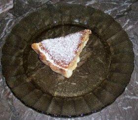 Recetas caseras : Tarta de dulce de leche