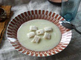 Recetas caseras : Gazpachuelo, receta de sopa tradicional malagueña