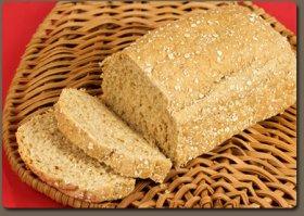 Pan de harina integral