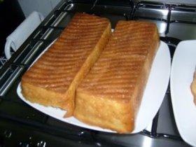 Pan de licuadora