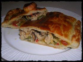 Empanada Donostiarra