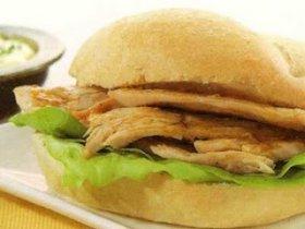 Recetas caseras : Sandwich de pavo