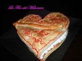 Mi tarta de San Valentín