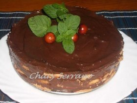 Tarta rapid�sima de chocolate