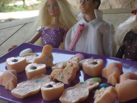 Mini-helados de los peques