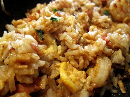 Recetas caseras : Arroz frito chino, como en la china