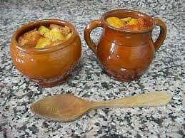 Sopas de patata