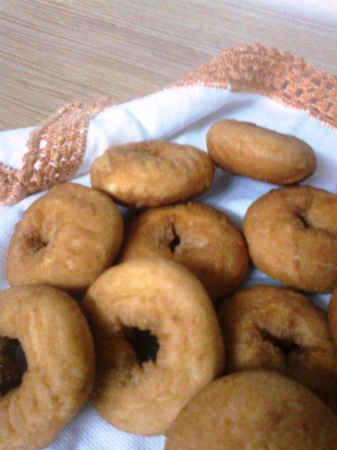 Rosquillas fritas