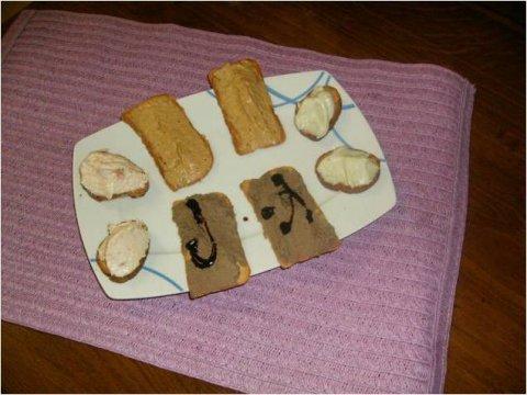 Paté de quesos en thermomix