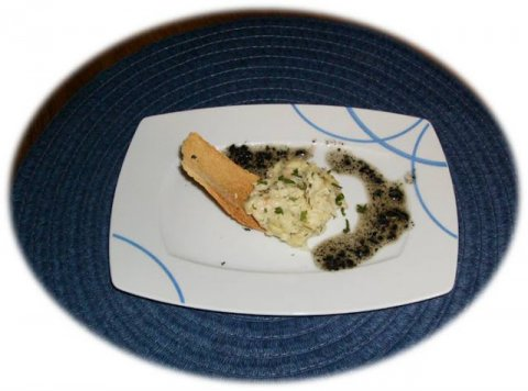 Recetas caseras : Aceite de olivas negras