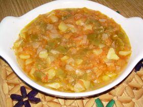 Pisto Casero Con Calabaza y Patata