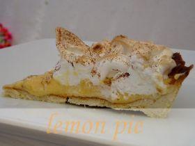 Lemón Pie ( Convencional) ( Paso a paso)