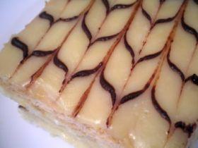 Recetas caseras : Milhojas de crema pastelera