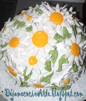 Torta de Margaritas