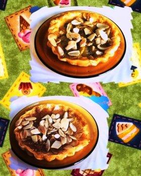 Tartaletas de Kiwi y de Manzana
