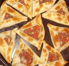 Recetas caseras : Empanadas �rabes de carne picada