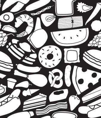 Recetas caseras : Almejas en salsa