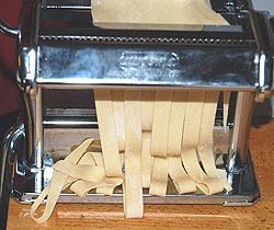 Lasagnette con salsa