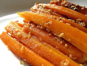 Zanahorias especiales