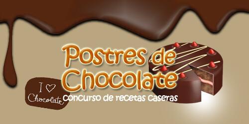 Concurso de Postres de Chocolate
