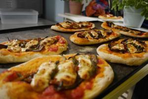 Pastas y Pizza